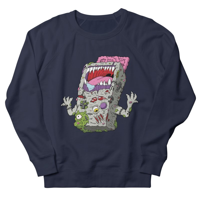 Controller Freaks - Game Boy Women's Sweatshirt by Mystic Soda Shoppe