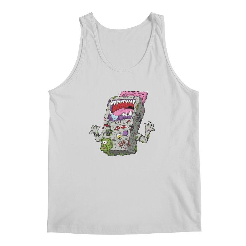 Controller Freaks - Game Boy Men's Tank by Mystic Soda Shoppe
