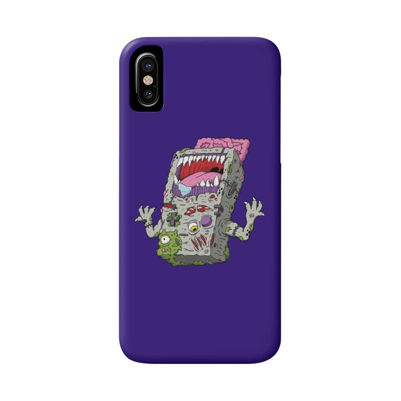 Controller Freaks - Game Boy Accessories Phone Case by Mystic Soda Shoppe