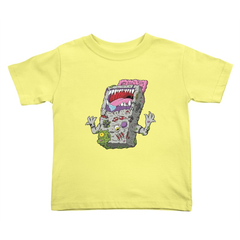 Controller Freaks - The G4ME-B0Y Kids Toddler T-Shirt by Mystic Soda