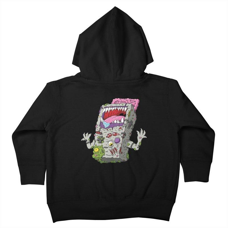 Controller Freaks - The G4ME-B0Y Kids Toddler Zip-Up Hoody by Mystic Soda