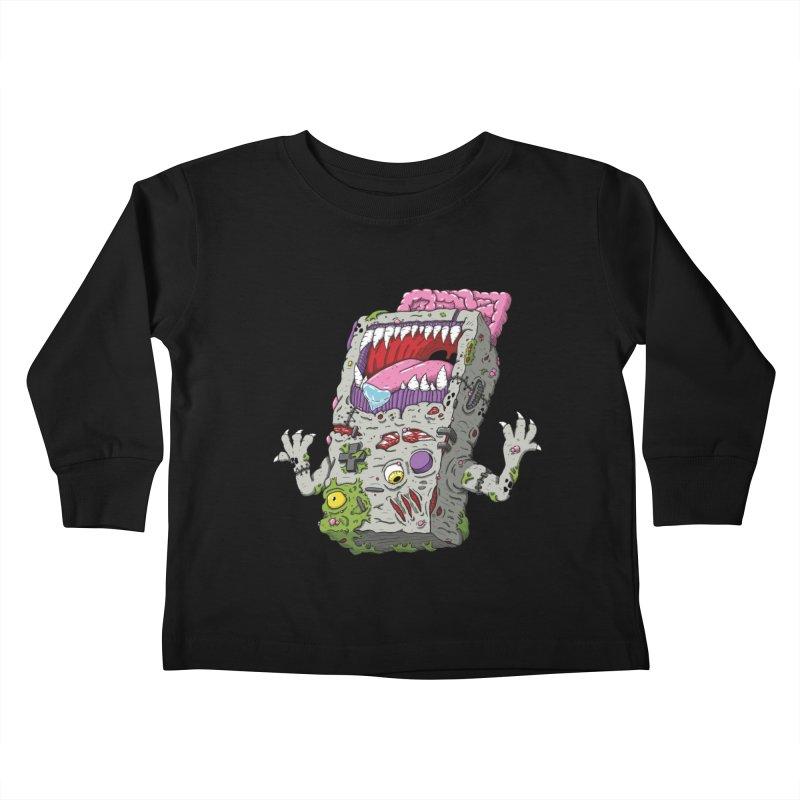 Controller Freaks - The G4ME-B0Y Kids Toddler Longsleeve T-Shirt by Mystic Soda
