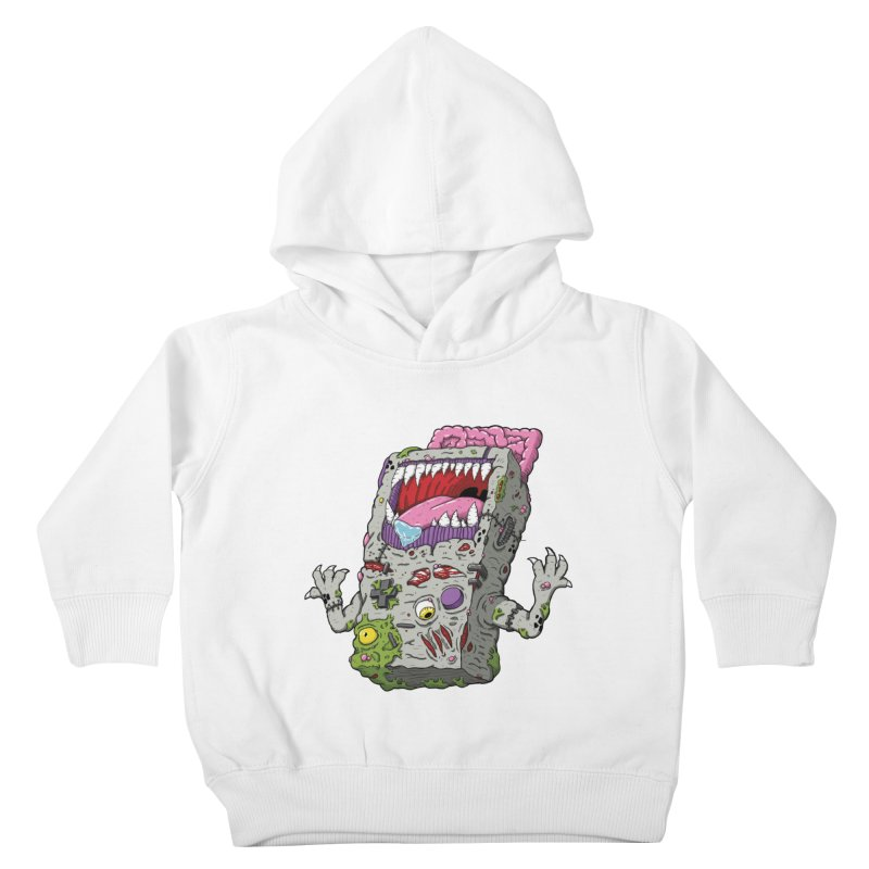 Controller Freaks - The G4ME-B0Y Kids Toddler Pullover Hoody by Mystic Soda