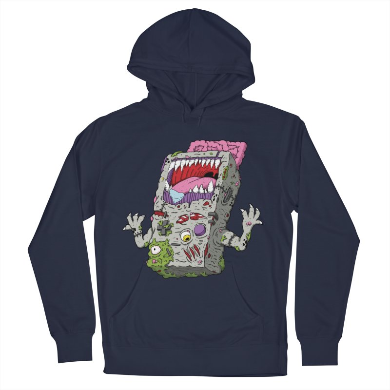 Controller Freak - Game Boy Women's Pullover Hoody by Mystic Soda Shoppe