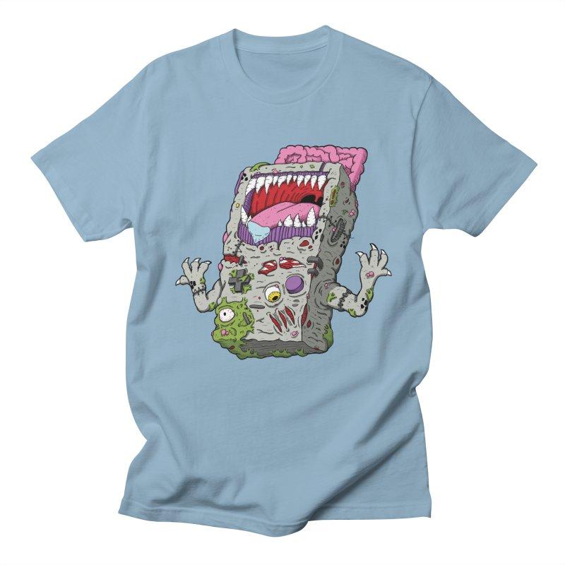 Controller Freak - Game Boy Women's Unisex T-Shirt by Mystic Soda Shoppe