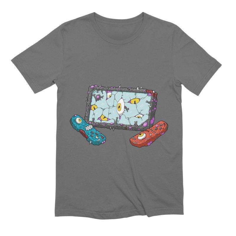 Controller Freak Gen 2 - The Sw1tch Men's T-Shirt by Mystic Soda