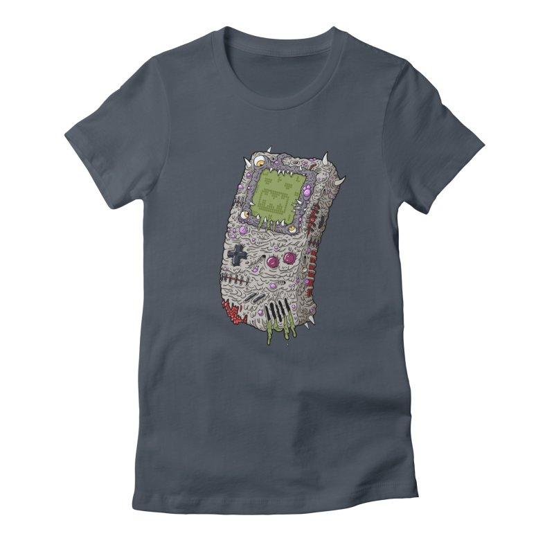 Controller Freak Gen 2 - G4M3B0Y Women's T-Shirt by Mystic Soda