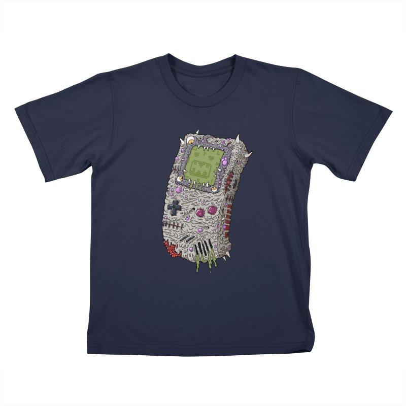 Controller Freak Gen 2 - G4M3B0Y Kids T-Shirt by Mystic Soda