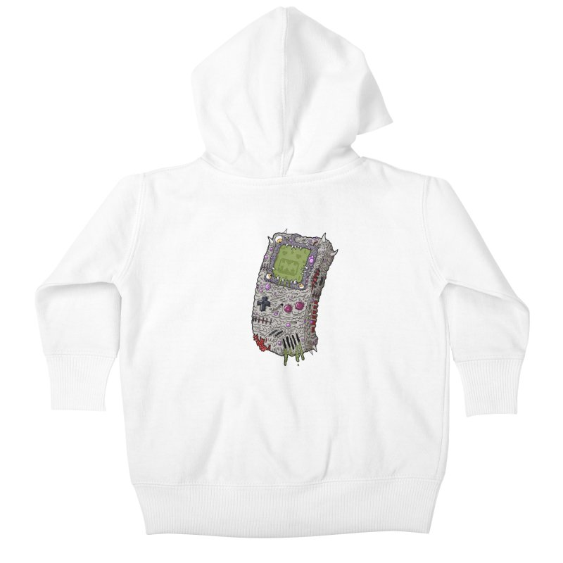 Controller Freak Gen 2 - G4M3B0Y Kids Baby Zip-Up Hoody by Mystic Soda