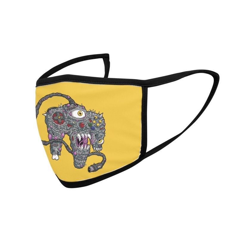 Controller Freaks Gen 2 - N64 Accessories Face Mask by Mystic Soda