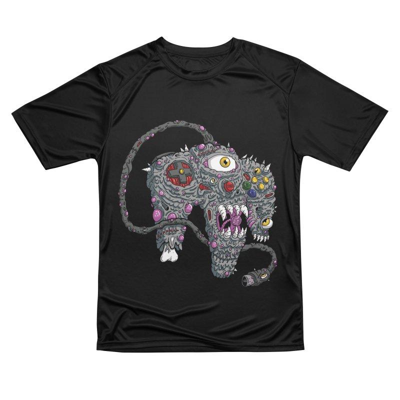 Controller Freaks Gen 2 - N64 Men's T-Shirt by Mystic Soda