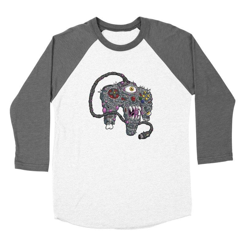 Controller Freaks Gen 2 - N64 Women's Longsleeve T-Shirt by Mystic Soda