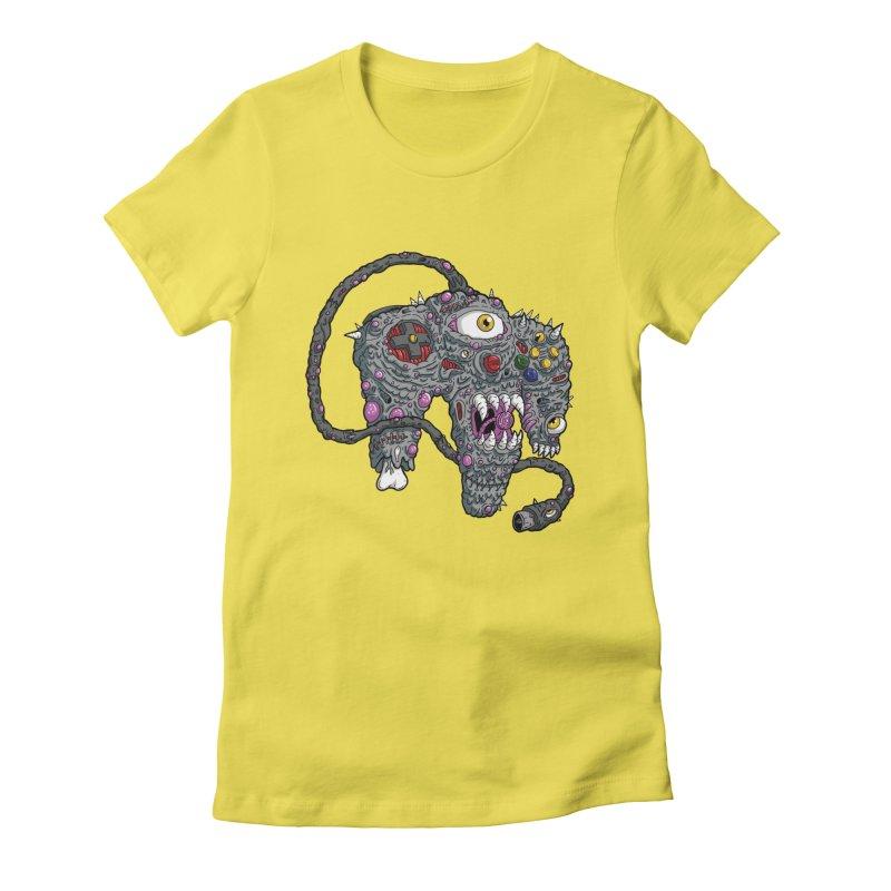 Controller Freaks Gen 2 - N64 Women's T-Shirt by Mystic Soda