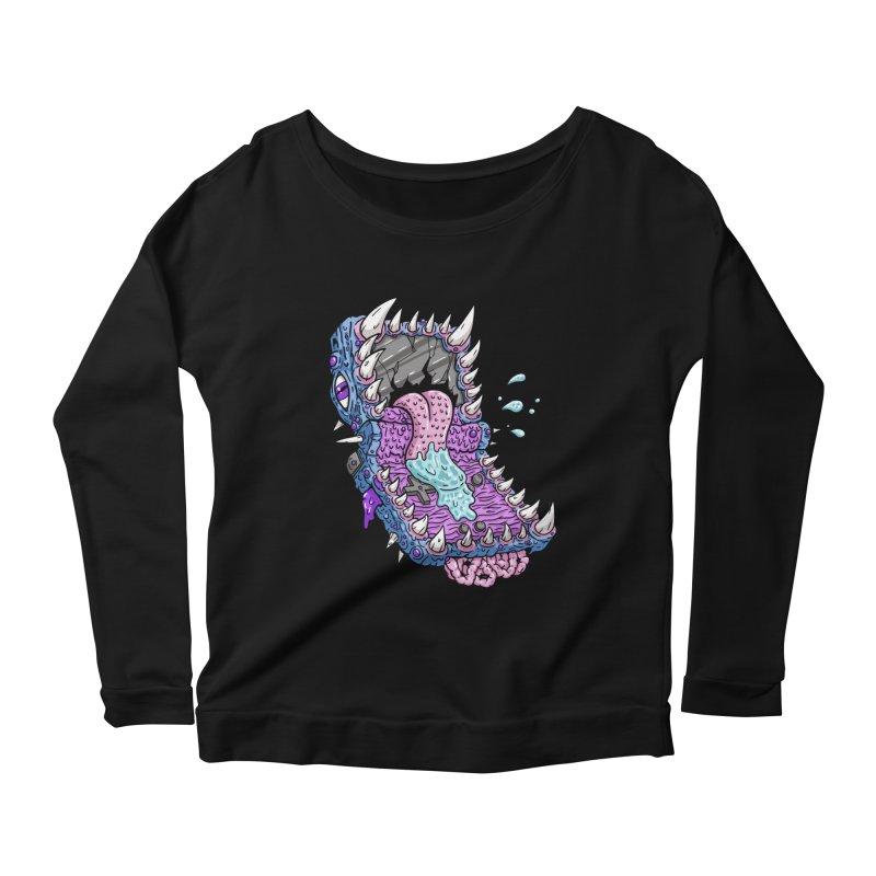 Controller Freak Gen 2 - GBASP Women's Longsleeve T-Shirt by Mystic Soda