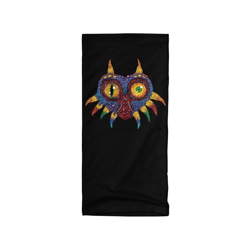 Terrible Fate Accessories Neck Gaiter by Mystic Soda