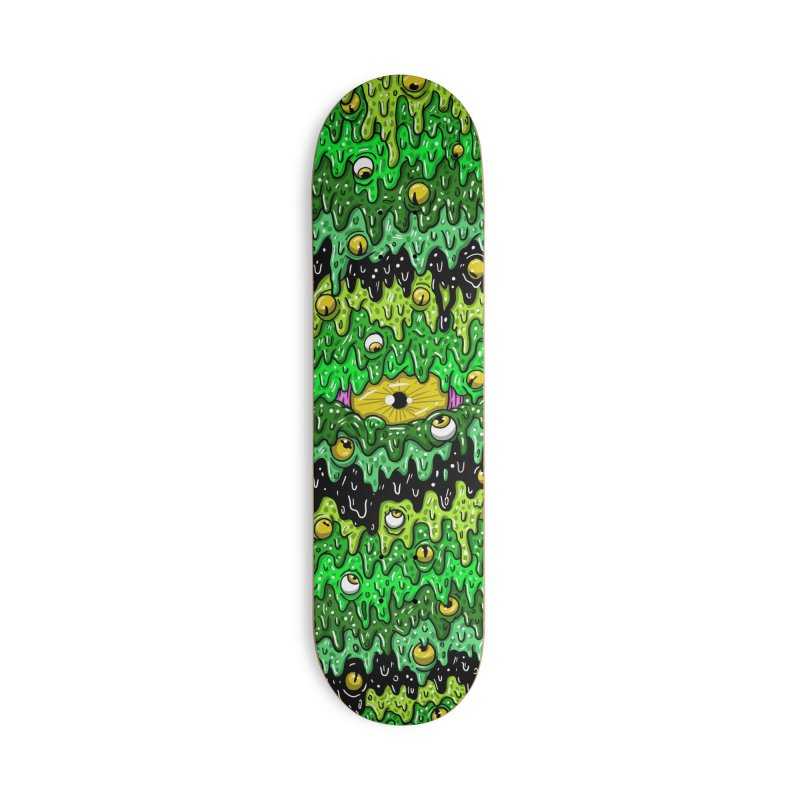 Melty Board Series - Slimey Accessories Skateboard by Mystic Soda