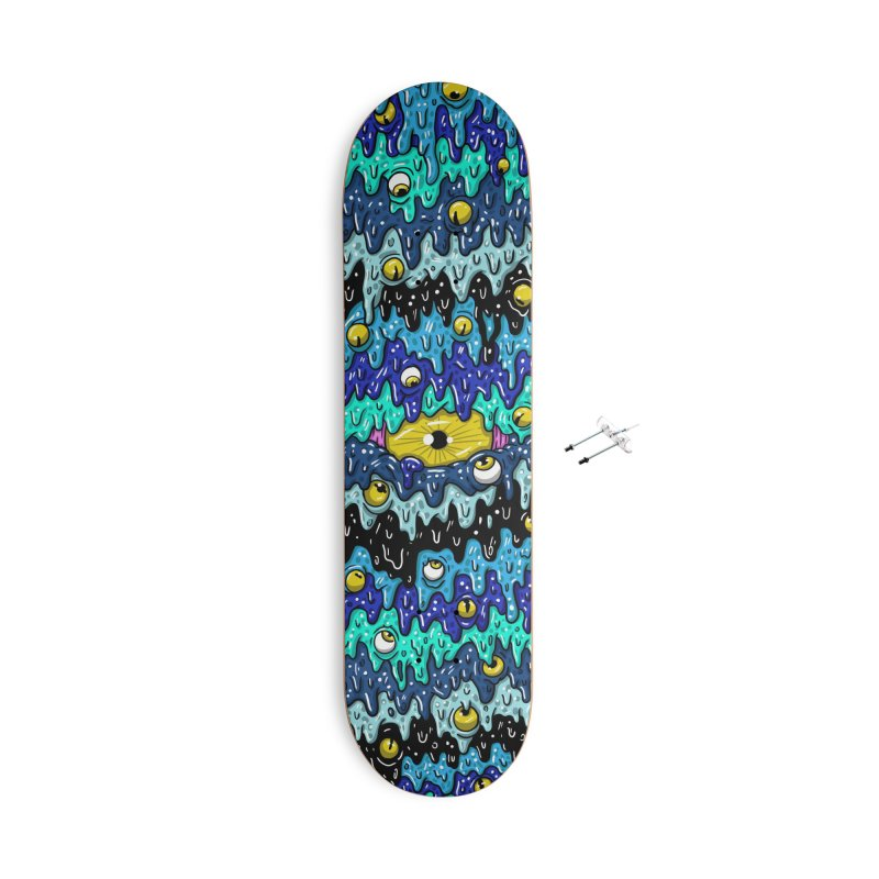 Melty Board Series - Icy Accessories Skateboard by Mystic Soda