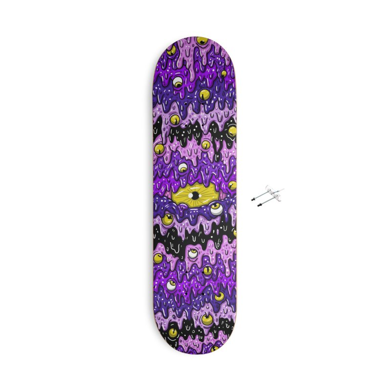 Melty Board Series - Icky Accessories Skateboard by Mystic Soda
