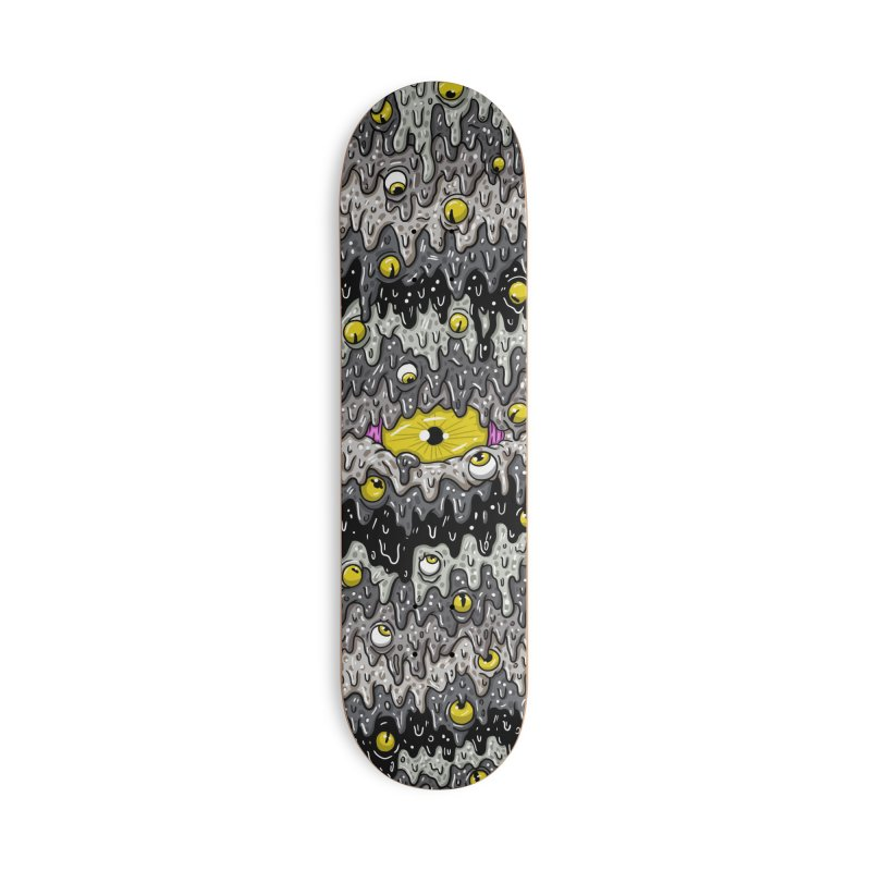 Melty Board Series - Scaley Accessories Skateboard by Mystic Soda