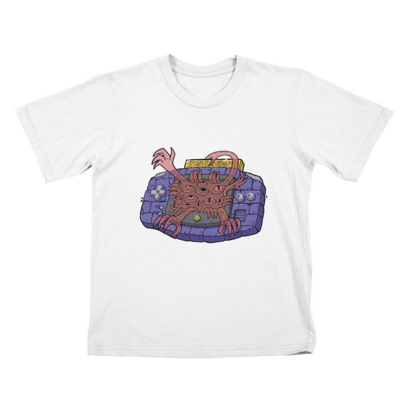 Controller Freak Gen 2 - The GBA Kids T-Shirt by Mystic Soda