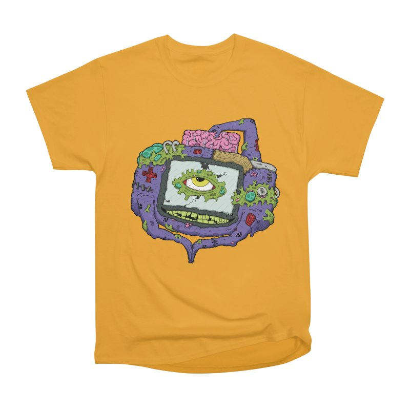 Controller Freaks - GBA Men's Classic T-Shirt by Mystic Soda Shoppe