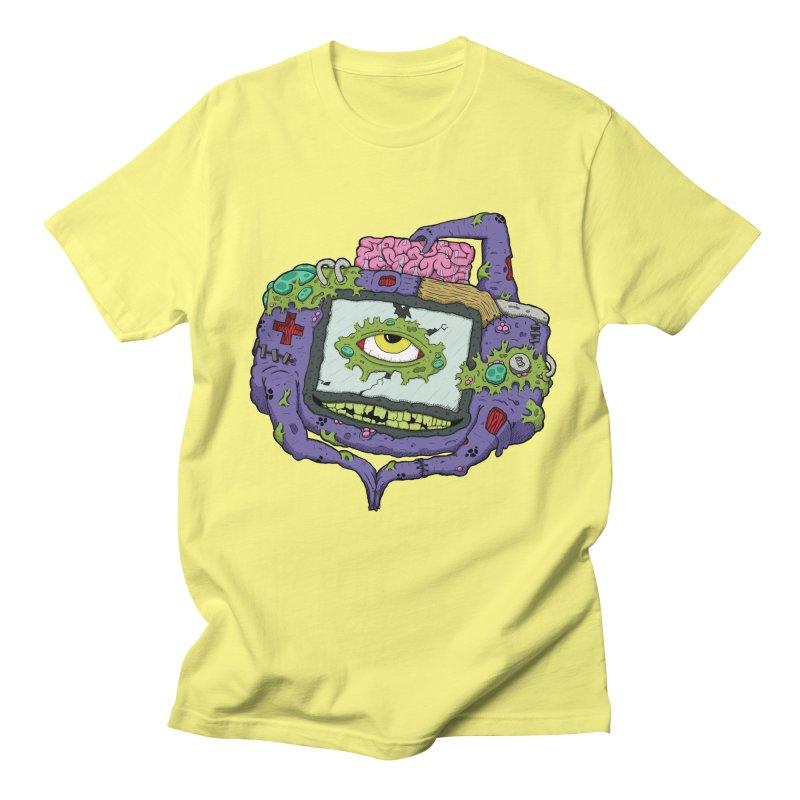Controller Freaks - GBA Women's Unisex T-Shirt by Mystic Soda Shoppe