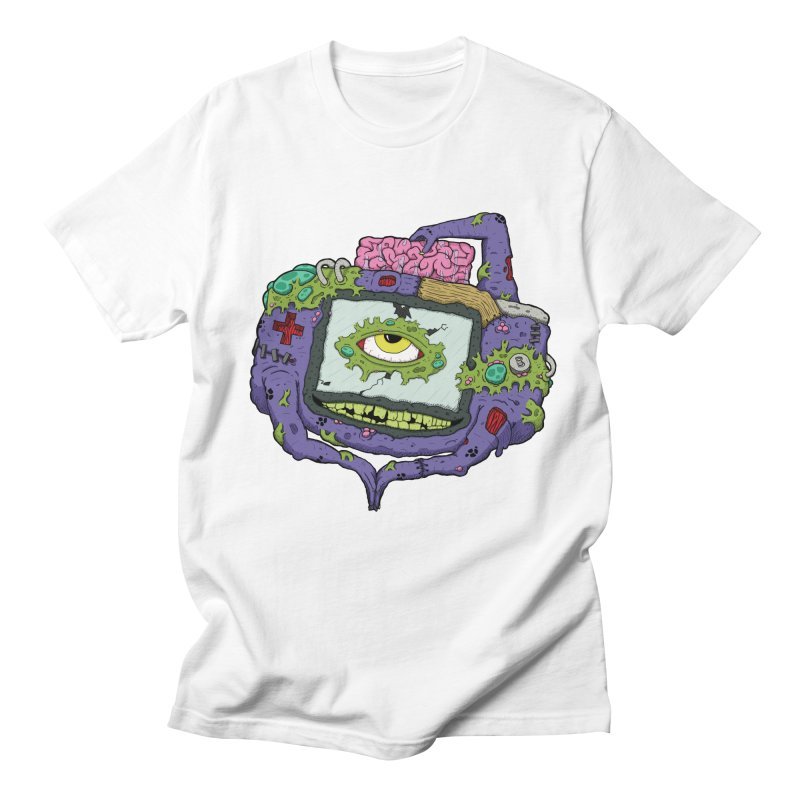 Controller Freaks - GBA Women's Unisex T-Shirt by Mystic Soda Shoppe