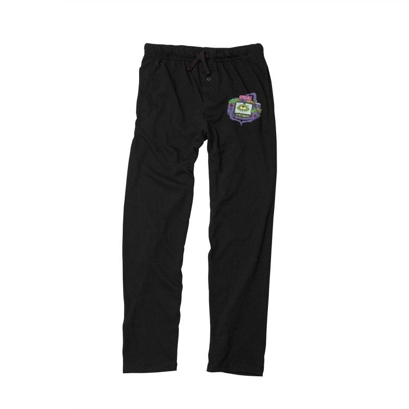 Controller Freaks - GBA Men's Lounge Pants by Mystic Soda Shoppe