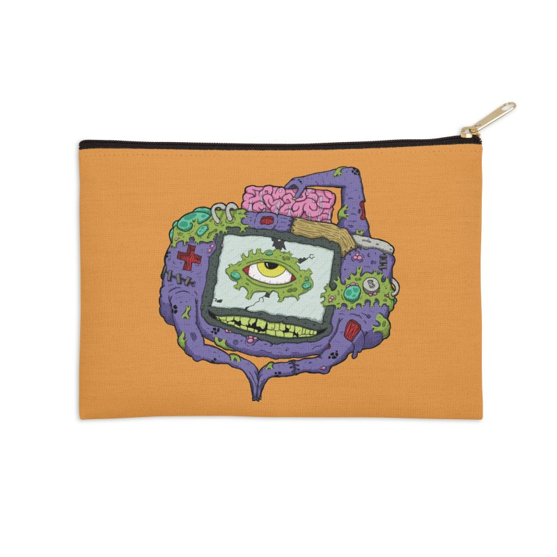 Controller Freaks - GBA Accessories Zip Pouch by Mystic Soda Shoppe