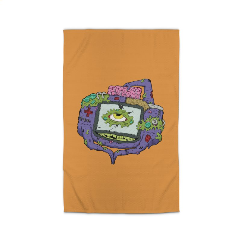 Controller Freaks - GBA Home Rug by Mystic Soda Shoppe