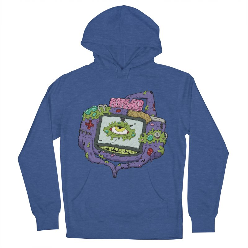 Controller Freaks - G4ME-B0Y-A Class Women's French Terry Pullover Hoody by Mystic Soda