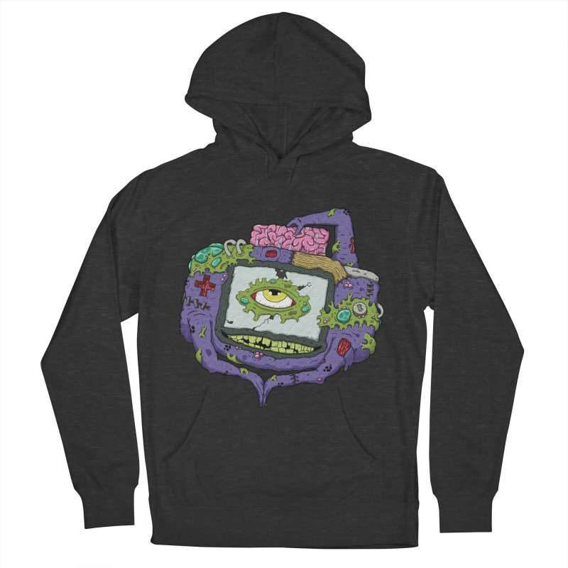 Controller Freaks - G4ME-B0Y-A Class Men's French Terry Pullover Hoody by Mystic Soda