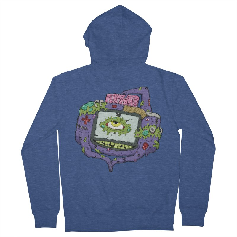 Controller Freaks - G4ME-B0Y-A Class Women's French Terry Zip-Up Hoody by Mystic Soda