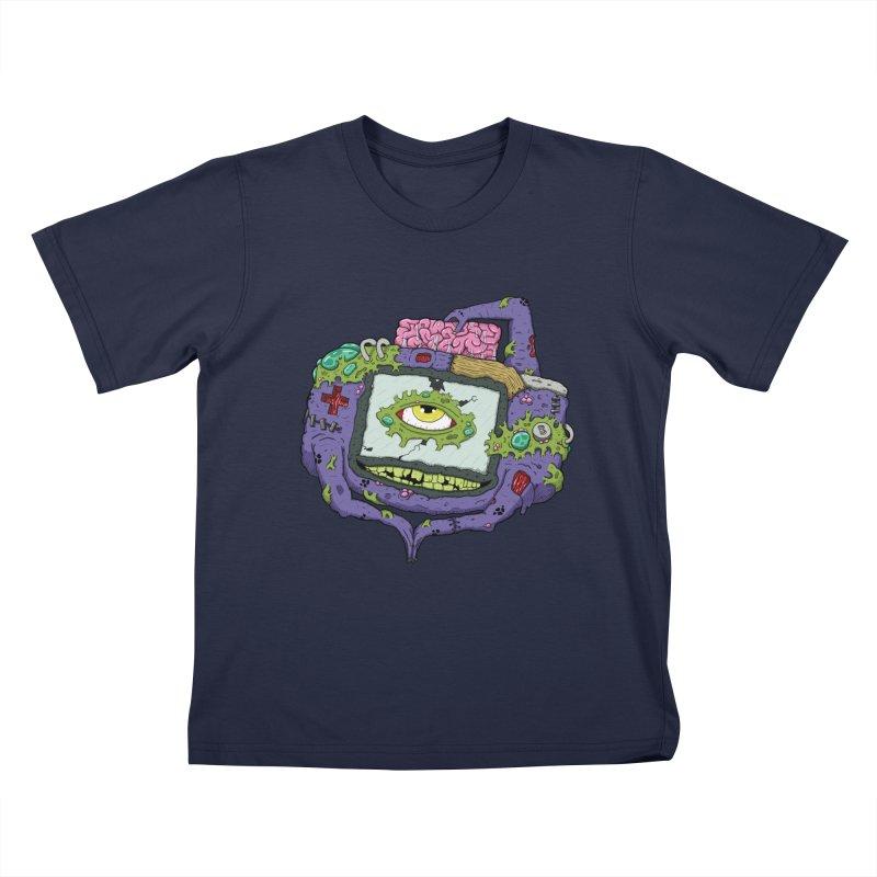 Controller Freaks - G4ME-B0Y-A Class Kids T-Shirt by Mystic Soda