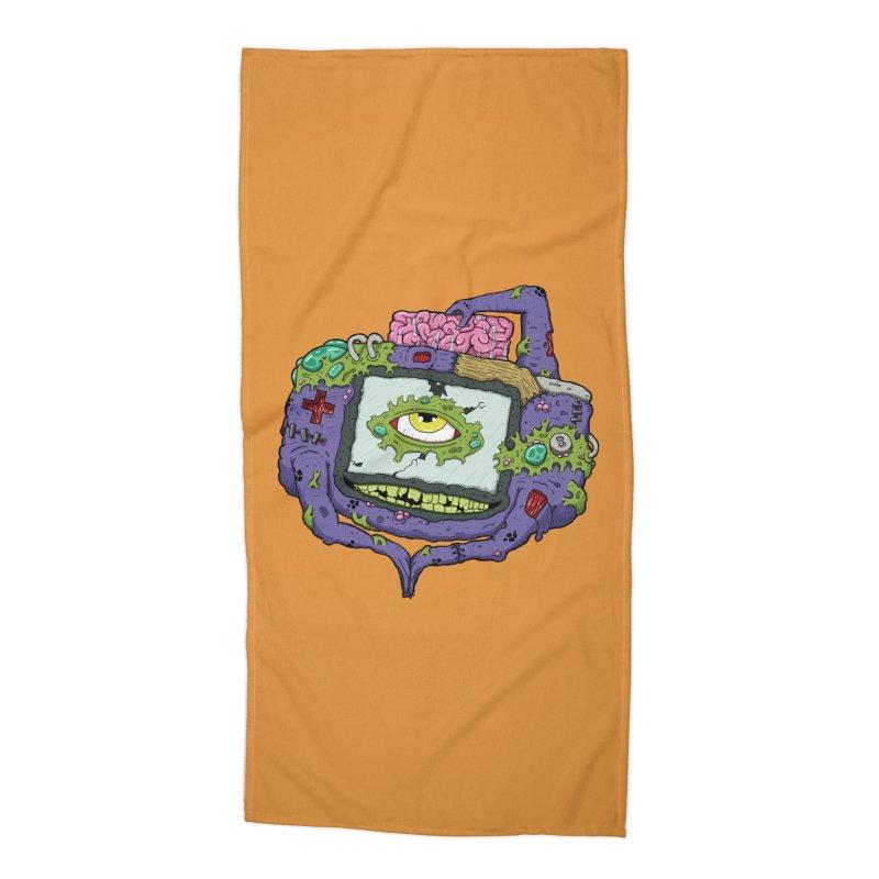 Controller Freaks - G4ME-B0Y-A Class Accessories Beach Towel by Mystic Soda