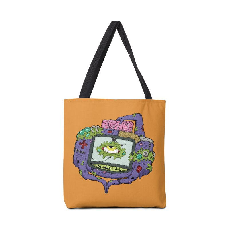 Controller Freaks - G4ME-B0Y-A Class Accessories Tote Bag Bag by Mystic Soda