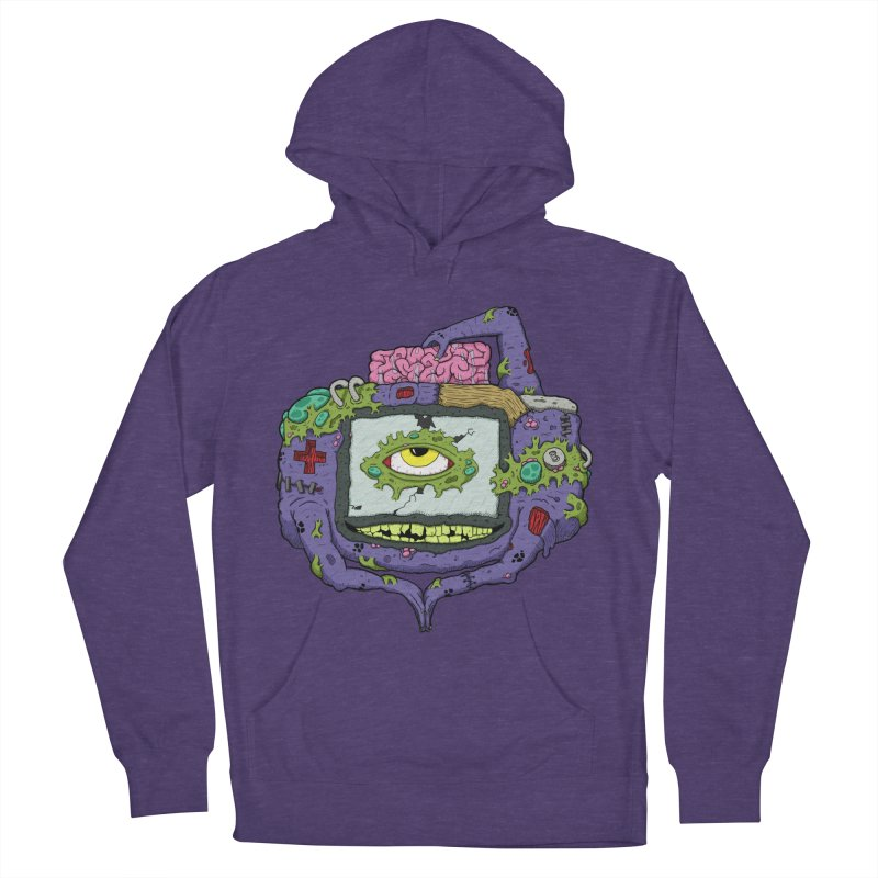 Controller Freak - GBA Women's Pullover Hoody by Mystic Soda Shoppe