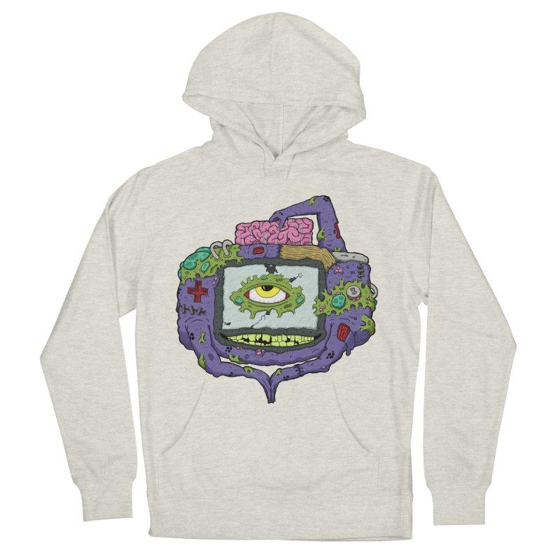 Controller Freak - GBA Men's Pullover Hoody by Mystic Soda Shoppe
