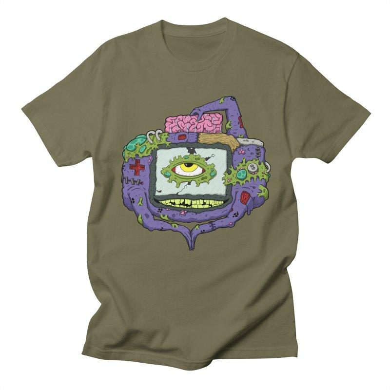 Controller Freak - GBA Women's Unisex T-Shirt by Mystic Soda Shoppe