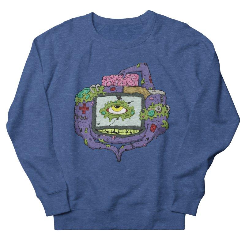 Controller Freak - GBA Men's Sweatshirt by Mystic Soda Shoppe