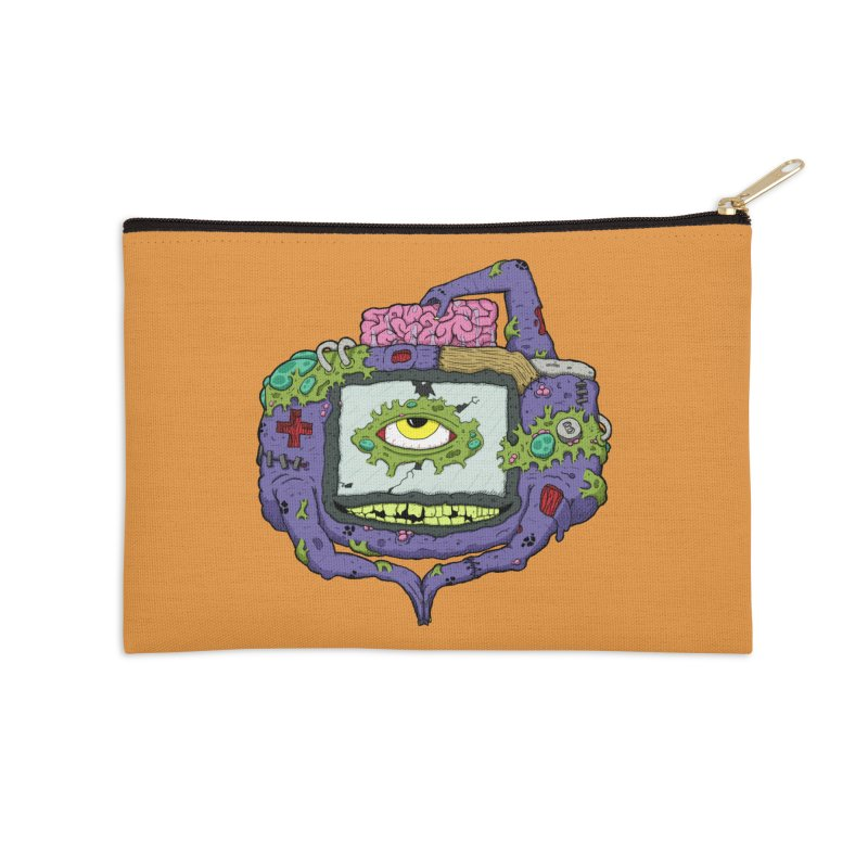 Controller Freak - GBA Accessories Zip Pouch by Mystic Soda Shoppe