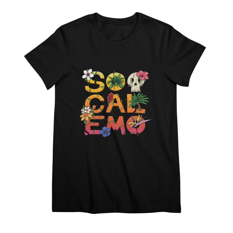 SoCalEmo Women's T-Shirt by Mystic Soda