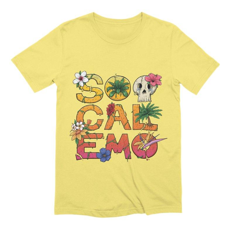 SoCalEmo Men's T-Shirt by Mystic Soda