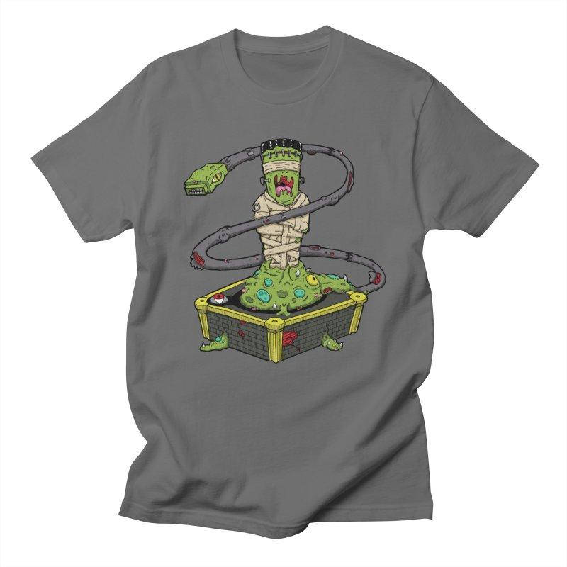 Controller Freaks - Subject 4T4R1 Men's T-Shirt by Mystic Soda