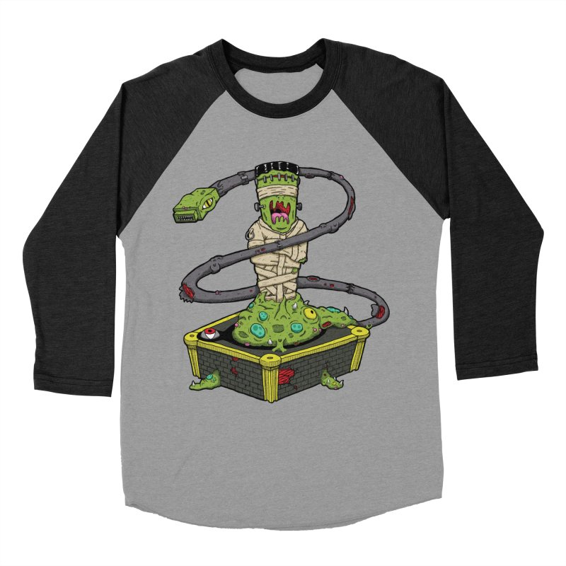 Controller Freaks - Subject 4T4R1 Men's Longsleeve T-Shirt by Mystic Soda
