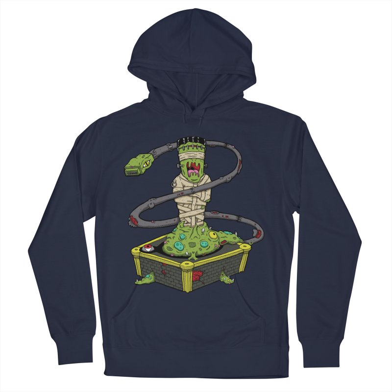 Controller Freaks - The Atari Men's Pullover Hoody by Mystic Soda Shoppe