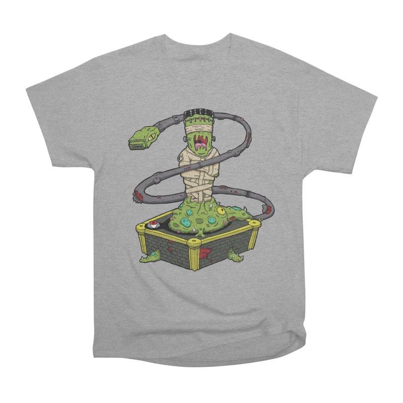 Controller Freaks - Subject 4T4R1 Women's Heavyweight Unisex T-Shirt by Mystic Soda