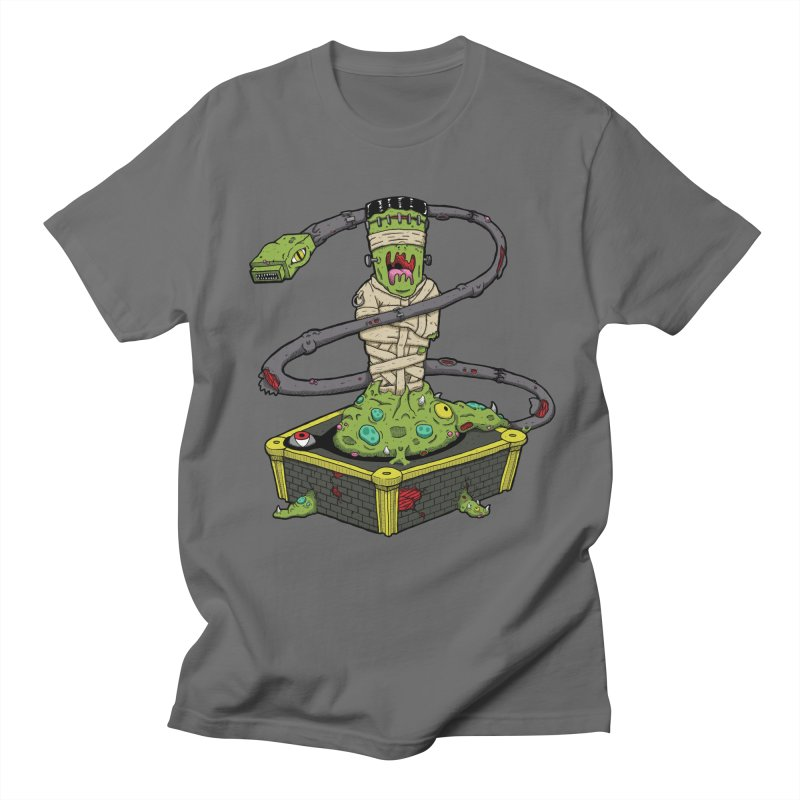 Controller Freaks - Subject 4T4R1 Men's T-Shirt by Mystic Soda
