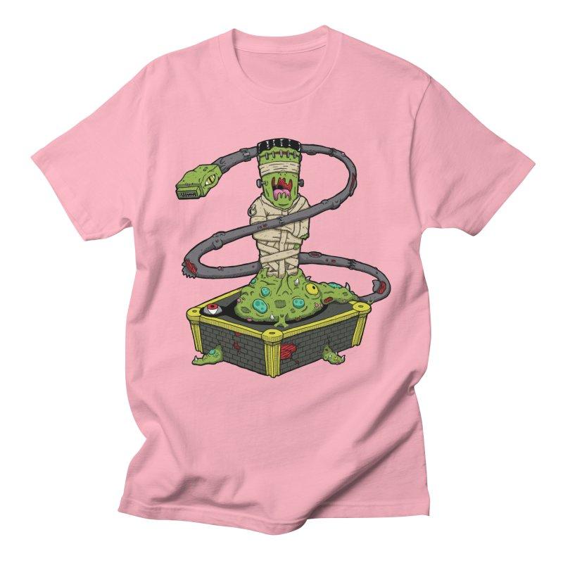 Controller Freaks - The Atari Men's T-Shirt by Mystic Soda Shoppe