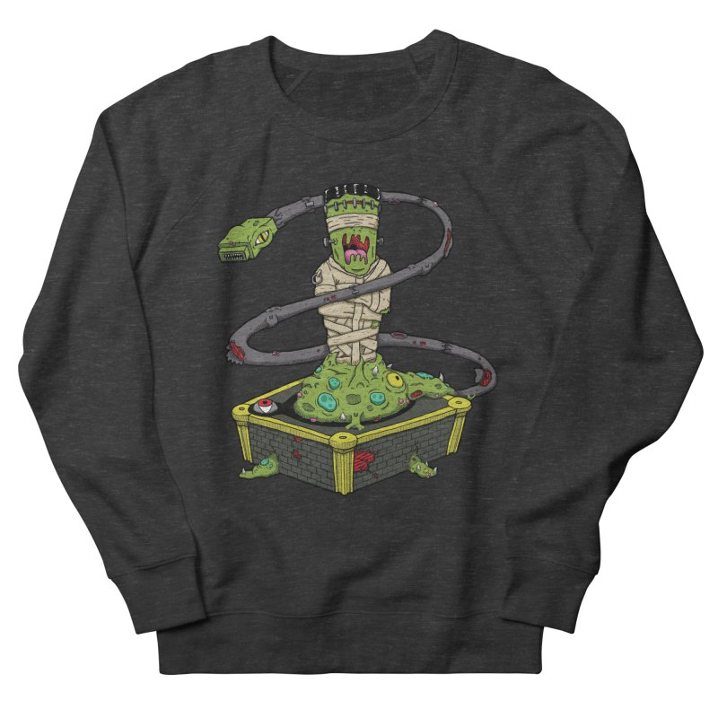 Controller Freaks - The Atari Women's Sweatshirt by Mystic Soda Shoppe